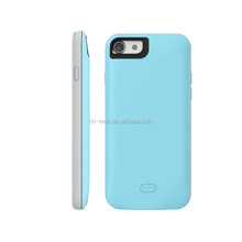 RESELLER opportunity battery case 2600MAH portable battery charger for iphone 7 slim phone charger case for iphone 7 plus