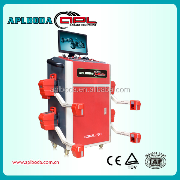 China wholesale ccd four wheel alignment
