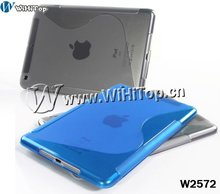 for ipad mini tpu case,s line tpu case for mini iPad