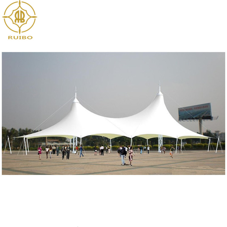 Ruibo latest Landscape Tent with PVC cover