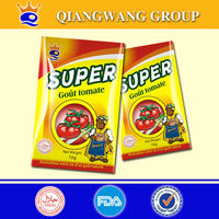 Powder packing tomato paste , tomato flavour seasoning powder