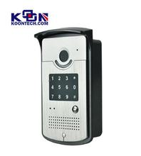 ip intercom home security system KNZD-42VR sip video door phone, door access control system