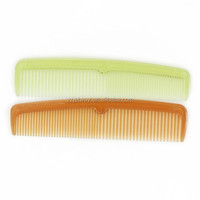 Hotel cheap personalized mens plastic hair comb