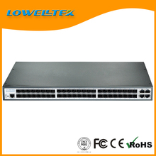 10G 48 port Layer 2+ management switch support static routing switch