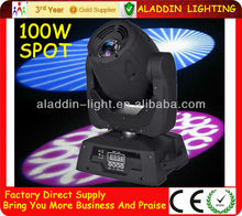 LED Gobo Projector 100w Gobo Moving Head Light