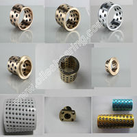 High Precision Oilless Guide Bush Brass
