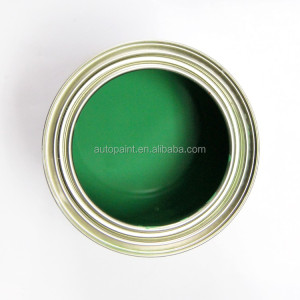 Fast drying water based acrylic lacquer car auto paint