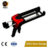 Manual AB Adhesive Caulking Gun for 250ml 10:1 AB Arcylic Adheisves in Marble&Solid Surface