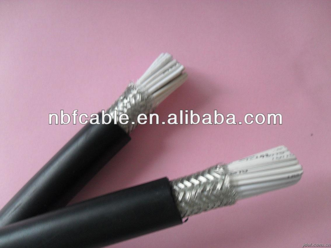 NBF Rubber Insulated Flexible Mining Cable MYP Model