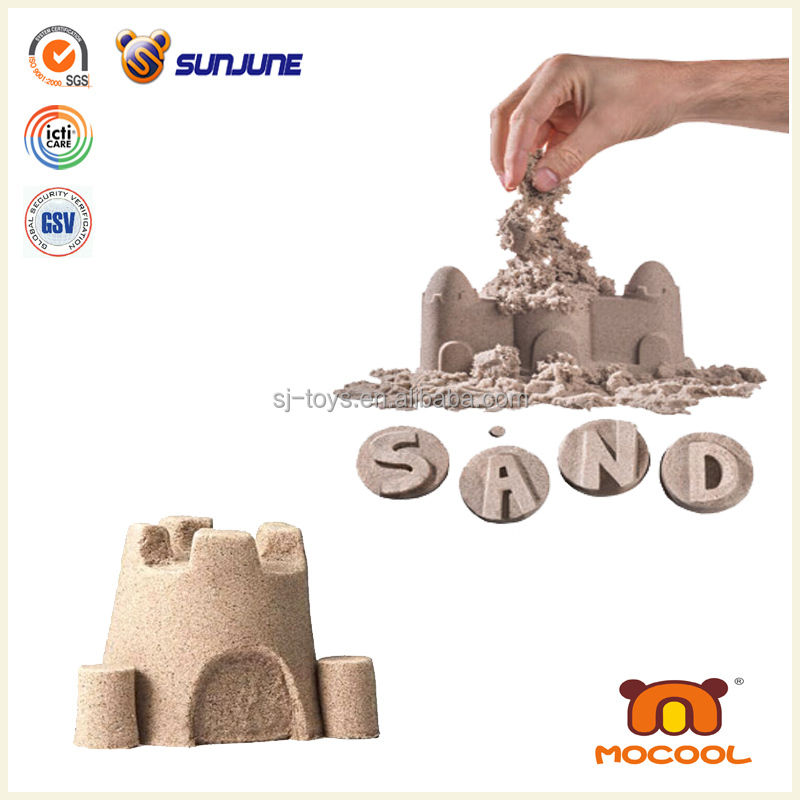 New innovative toys educational toy kids play sand