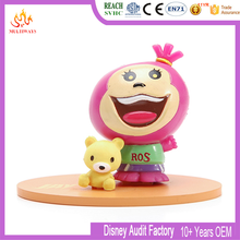 Custom Your Own New Design PVC Cartoon Toy Figure