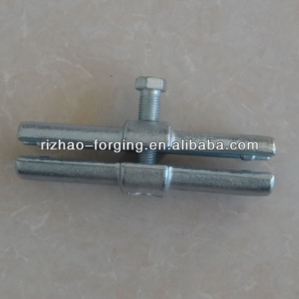 scaffold drop forged inner joint coupler