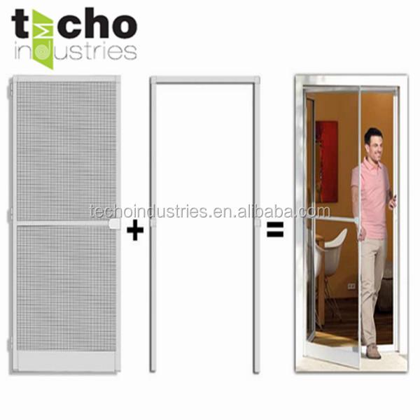 diy anti mosquito screen door aluminum frame window screen door