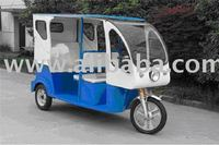 Auto Rickshaw Electric