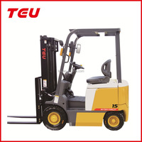 1.5 ton electric fork lift