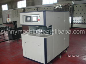 upvc Corner Cleaning vinyl windows machines Fabrication line factory for PVC window machine