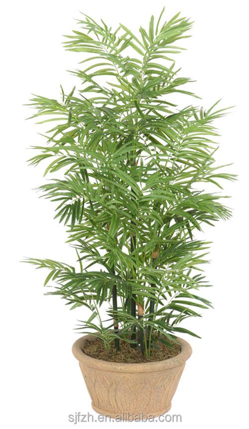Fabrica precio mini outdoor decorativas palmeras de - Palmeras de plastico ...