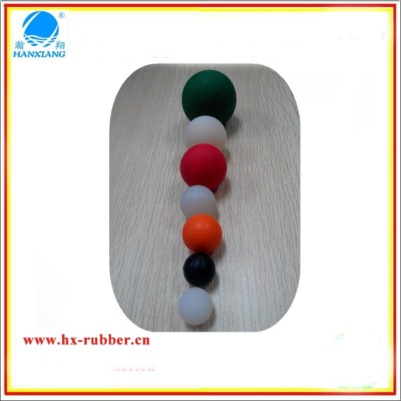 Customized silicone rubber playground ball with high quality