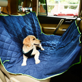 Multicolor Pet Car seat cover