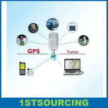 GPS tracking system with LCD screen / GPS personal tracker