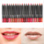 Menow K906 Cosmetics Matte Lip Makeup Kit with Remover Gel Kissproof Lipstick Pencil