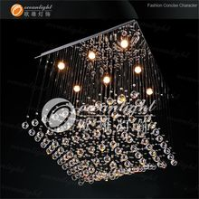 Decorative cordless lamps,chandelier electrical light parts OM88046-800W