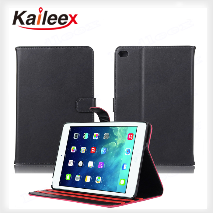 7.9 Inch Mobile Phone PU Leather Case For Ipad mini4 PU Leather Case