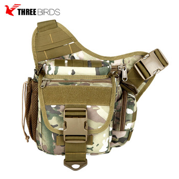 Hot sale canvas video camera bag custom tactical fanny pack wholesale
