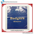 LDPE Printed Carrier Plastic Bag