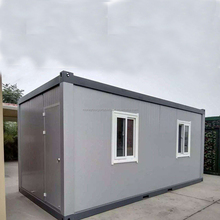 Fiberglass House Shipping Container Coffee Shop For Sale Wholesale Prefabricated Hotel Room