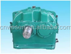 HOT SALE!!! ZDY cylindrical shaft mounted worm gear reducer