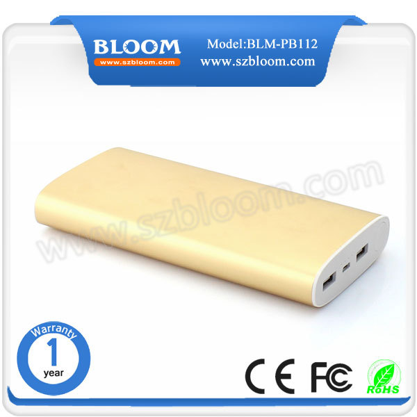 DIGIBLOOM New arrived power bank 20000mah nobility mobile phone battery with LED indicate for Iphone xiaomi 20000mah power bank