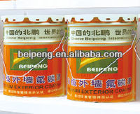 Senior wall decoration coating