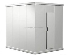 Customized Walk In Cold Storage Room With Refrigeration Unit