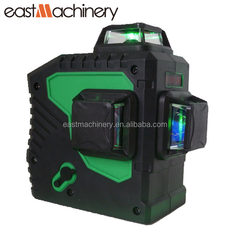 Hot sale laser level 360 green/red beam