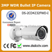 3mp DS-2CD4232FWD-I hikvision ip camera zoom
