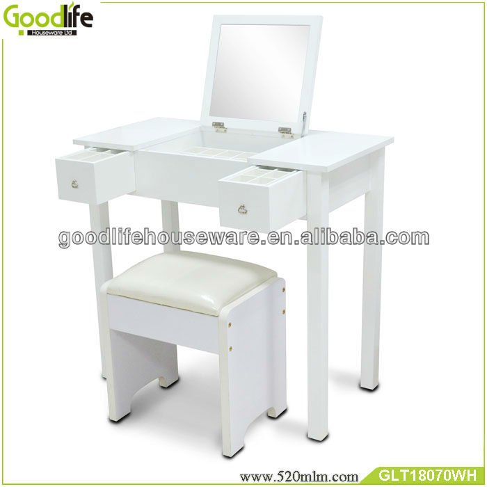 Wooden bedroom furniture wall mounted dressing table buy