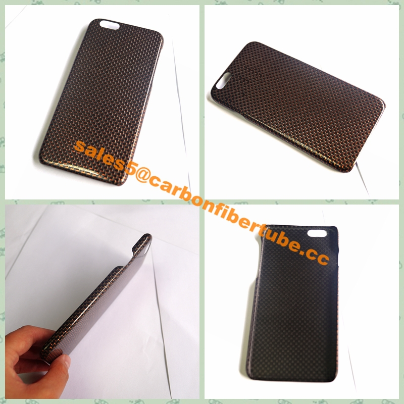 Ultrathin/Supper thin 100% real carbon fiber iphone 6 case,carbon fiber case made from cfrp factory