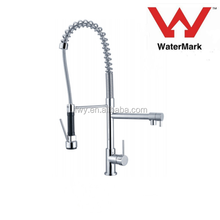 Australian Style watermark approved spray pull out kitchen sink faucet