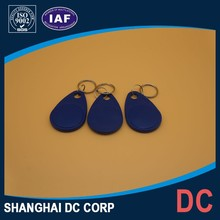 New design Low Price High Quality RFID Blank Key Fobs