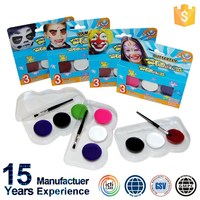 Create Your Own Brand Usp61 Tested Washable Face Paint For Kids