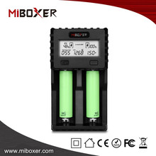 MiBoxer E cigarette battery USB Charger 1.5A Fast Charger for Batteries