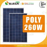 OEM Trina Yingli 60cells solar panel 260w poly and mono