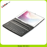 High Quality 360 Degree Rotate Protect Case For iPad Bluetooth Keyboard Pro