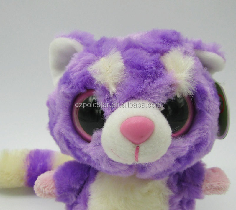 lovely squirrel dolls plastic eyes animal plush toy