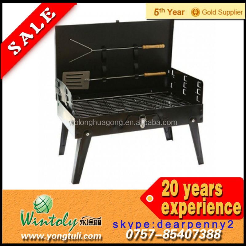High Temperature 600 Powder Coating for BBQ Oven