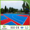 China ZSFloor golden non-toxic pp interlocking outdoor flooring