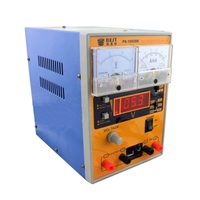 BEST BST-1502DE AC 220V Mobile Phone Repair Tool 15V 2A DC Regulated Power Supply, US Plug (Blue + Orange)