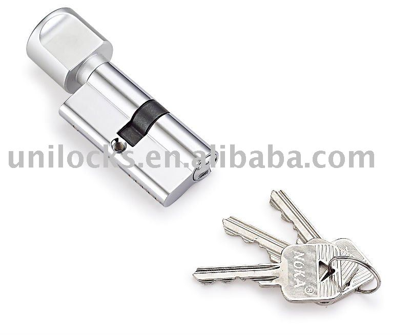 Thumb Turn Euro Safe Lock Cylinder