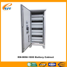 3G/4G IP55 Outdoor Telecom Cabinet/Battery cabinet option cooling